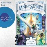 Der Kampf der Welten - Land of Stories, Band 6 (Ungekürzt) (MP3-Download)