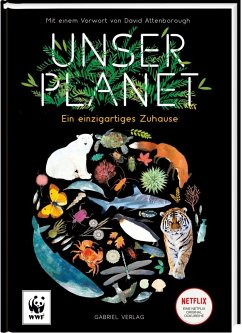 Unser Planet (Mängelexemplar) - Whyman, Matt