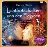 """Lichtbotschaften von den Plejaden Band 3 (Ungekürzte Lesung und Heilsymbol """"Lichtfamilie""""), 1 MP3-CD"""