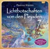 """Lichtbotschaften von den Plejaden Band 7 (Ungekürzte Lesung und Heilsymbol """"Drittes Auge""""), 1 Audio-CD"""