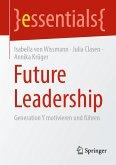 Future Leadership (eBook, PDF)