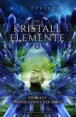 Die Kristallelemente (Band 4): Die blaue Unendlichkeit der Berge