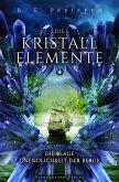 Die Kristallelemente (Band 4): Die blaue Unendlichkeit der Berge (eBook, ePUB)