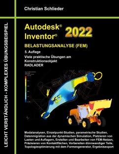 Autodesk Inventor 2022 - Belastungsanalyse (FEM)