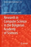 Research in Computer Science in the Bulgarian Academy of Sciences (eBook, PDF)