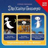 Das kleine Gespenst - 3-CD Hörspielbox
