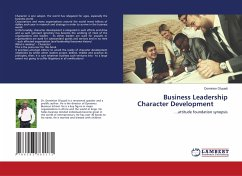 Business Leadership Character Development