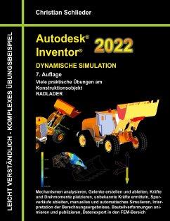 Autodesk Inventor 2022 - Dynamische Simulation