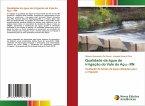 Qualidade da água de irrigação do Vale do Açu - RN