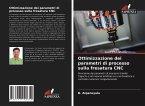 Ottimizzazione dei parametri di processo sulla fresatura CNC