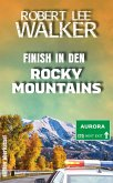 Finish in den Rocky Mountains