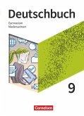 Deutschbuch Gymnasium 9. Schuljahr - Niedersachsen - Schülerbuch