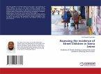 Assessing the incidence of Street Children in Sierra Leone