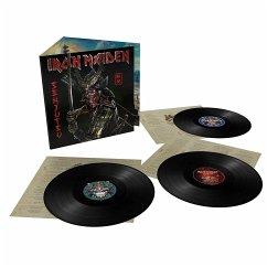 Senjutsu (180g) (Black Vinyl) - Iron Maiden