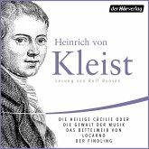 Die heilige Cäcilie oder die Gewalt der Musik. Eine Legende/Das Bettelweib von Locarno/Der Findling (MP3-Download)