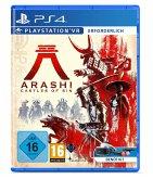 Arashi Castle of Sin (PS VR) (PlayStation 4)