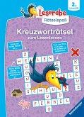 Ravensburger Leserabe Rätselspaß - Kreuzworträtsel zum Lesenlernen - 2. Lesestufe