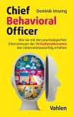 Chief Behavioral Officer (eBook, ePUB)