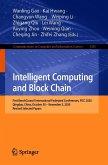 Intelligent Computing and Block Chain (eBook, PDF)