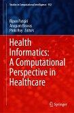 Health Informatics: A Computational Perspective in Healthcare (eBook, PDF)