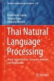 Thai Natural Language Processing (eBook, PDF)