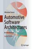 Automotive Software Architectures (eBook, PDF)