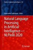Natural Language Processing in Artificial Intelligence-NLPinAI 2020 (eBook, PDF)