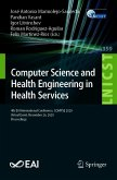 Computer Science and Health Engineering in Health Services (eBook, PDF)