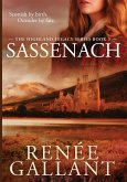 Sassenach: Large Print Edition (The Highland Legacy Series book 3)