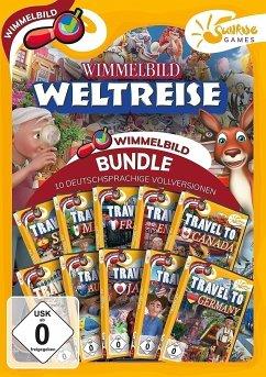 Wimmelbild Weltreise Travel To... 10er Box (PC)