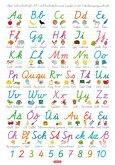 Mein Schreibschrift-ABC mit Buchstaben und Lauten in der Schulausgangsschrift (SAS), L 70 x 100 cm