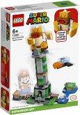 LEGO® Super Mario 71388 Kippturm mit Sumo-Bruder-Boss - Erweiterungsset