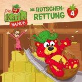 Die Karls-Bande - Folge 4: Die Rutschen-Rettung (MP3-Download)