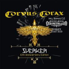 Sverker (10th Anniversary Edition Inkl.Bonus-Cd) - Corvus Corax