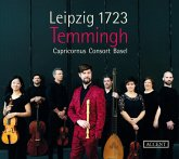 Leipzig 1723-Bach & His Rivals For The Thomaskan