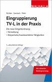 Eingruppierung TV-L in der Praxis