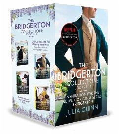 The Bridgerton Collection: Books 1 - 4 - Quinn, Julia