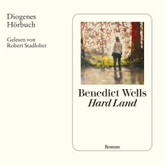 Hard Land (MP3-Download) - Wells, Benedict