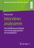 Interviews analysieren