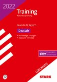 STARK Lösungen zu Training Abschlussprüfung Realschule 2022 - Deutsch - Bayern