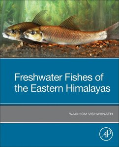 Freshwater Fishes of the Eastern Himalayas (eBook, ePUB) - Vishwanath, Waikhom