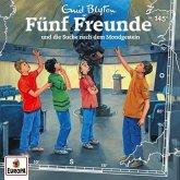 Fünf Freunde - Fünf Freunde und die Suche nach dem Mondgestein, 1 Audio-CD