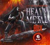 Heavy Metal Box/Live Recordings