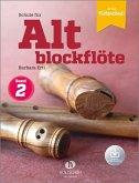 Schule für Altblockflöte 2 (mit Audio-Download)