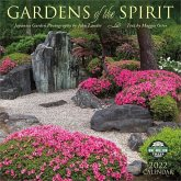 Gardens of the Spirit 2022 Wall Calendar: Japanese Garden Photography