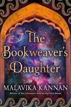 The Bookweaver's Daughter - Kannan, Malavika