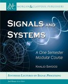 Signals and Systems: A One Semester Modular Course