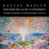 Sinfonien 9 & 10 (Fragment) (Live-Aufnahme)