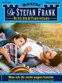 Dr. Stefan Frank 2619 (eBook, ePUB)