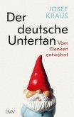 Der deutsche Untertan (eBook, ePUB)
